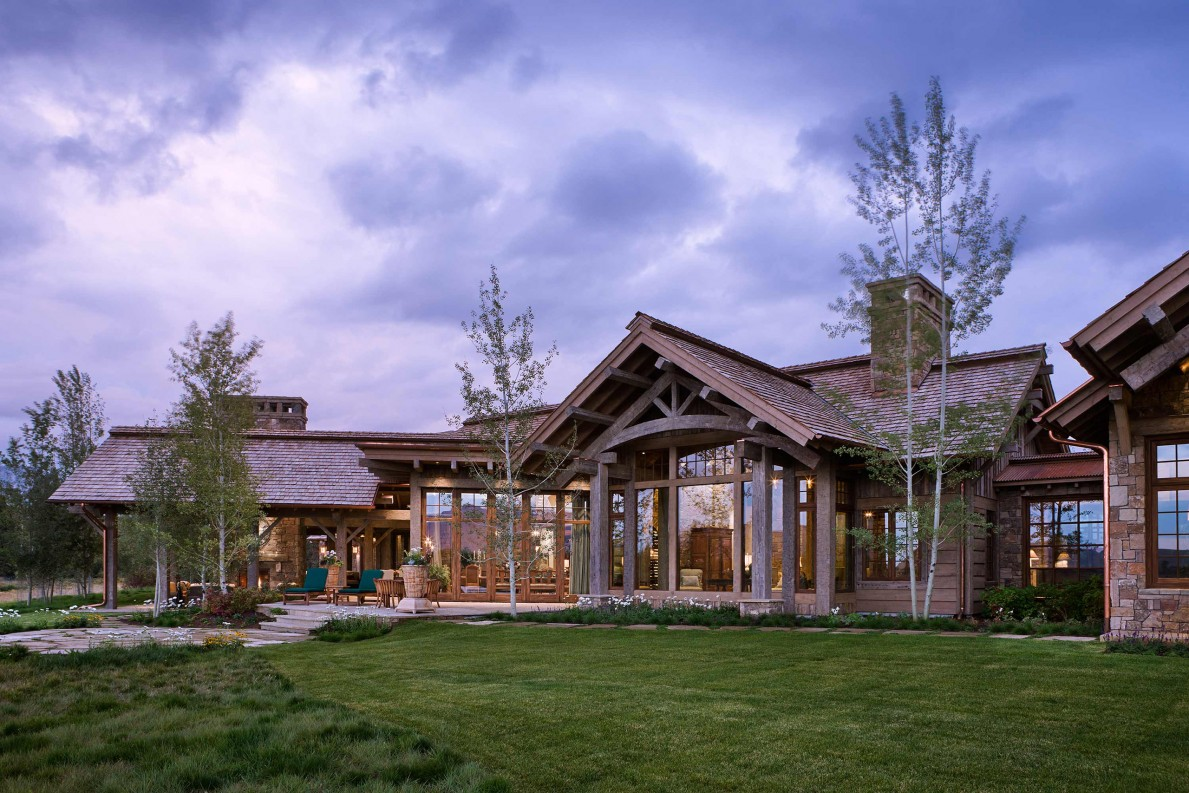 locati architects wyoming residence ext 5